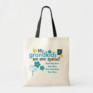 Cosa la bolsa de asas personalizada los Grandkids