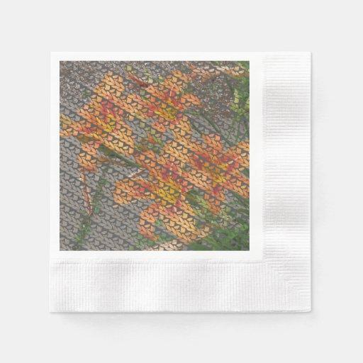 Cosa una imagen servilletas de papel