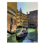 Cosas a hacer en Venecia Tarjetas Postales