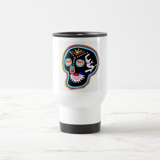 Cosas de niños: Rana amistosa sonriente del fantas Taza De Café