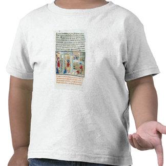 Cosas de Wordly, del 'd'Humilite de Le Miroir Camisetas