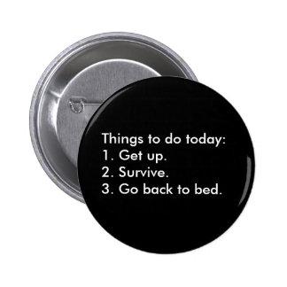 Cosas para hacer el botón pin redondo de 2 pulgadas