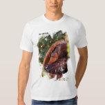 Cosas salvajes/camiseta de la sociedad del polera