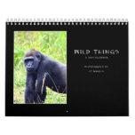 Cosas salvajes: Un calendario 2014
