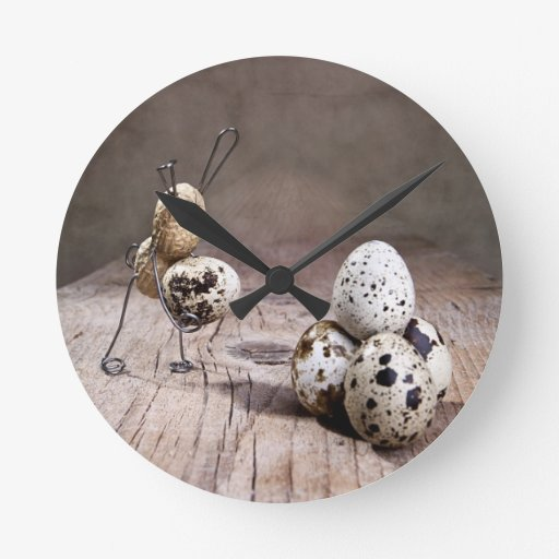 Cosas simples - Pascua Reloj