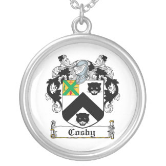 Cosby Family Crest Pendant