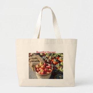 Cosecha generosa bolsa de mano