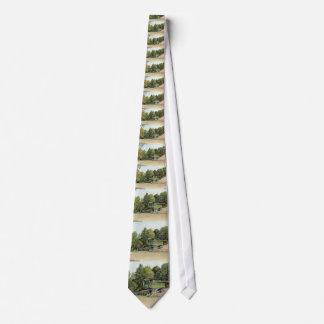 Cosecha mecanizada corbatas