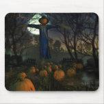 Cosecha Mousepad de Halloweens Tapetes De Raton
