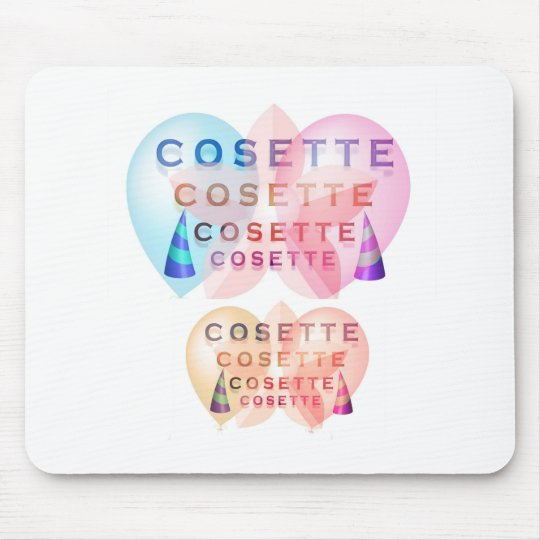 COSETTE , the little one Mouse Pad