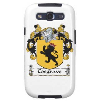 Cosgrave Family Crest Samsung Galaxy S3 Cover