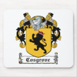 Cosgrove Family Crest Mouse Pad