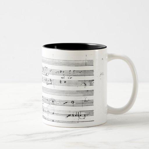 Cosi Dunque Tradisci...' Coffee Mug
