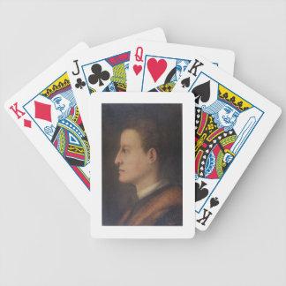 Cosimo de' Medici I (1519-74) as a young man, c.15 Bicycle Playing Cards
