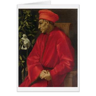 Cosimo de' Medici (Il Vecchio) (1389-1463) 1518 (o Greeting Card