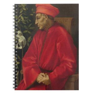 Cosimo de' Medici (Il Vecchio) (1389-1463) 1518 (o Notebook