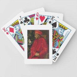 Cosimo de' Medici (Il Vecchio) (1389-1463) 1518 (o Bicycle Playing Cards
