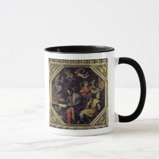 Cosimo I de' Medici (1519-74) planning the conques Mug