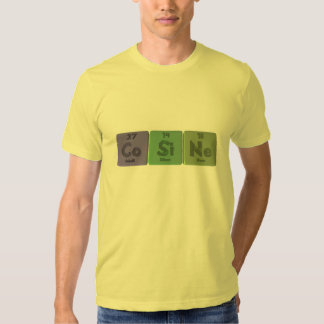 Cosine-Co-Si-Ne-Cobalt-Silicon-Neon.png T Shirt