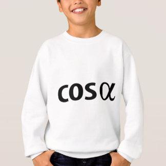 cosinus alpha sweatshirt