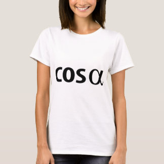 cosinus alpha T-Shirt