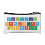 Analytical Chemistry Techniques  Cosmetic Bag