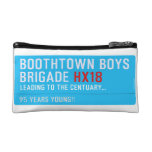 boothtown boys  brigade  Cosmetic Bag
