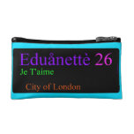 Eduånettè  Cosmetic Bag