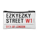 ezkyezky Street  Cosmetic Bag