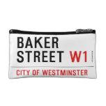 baker street  Cosmetic Bag