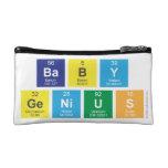 baby genius  Cosmetic Bag