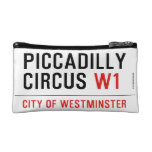 piccadilly circus  Cosmetic Bag