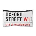 oxford street  Cosmetic Bag