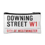 downing street  Cosmetic Bag