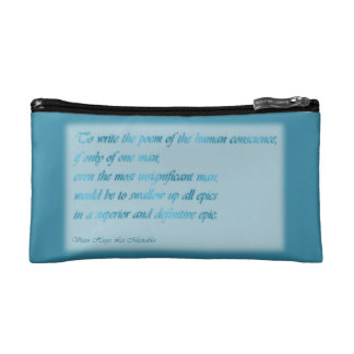 Cosmetic Bag: Human Conscience