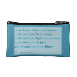 Cosmetic Bag: La Conscience Humaine