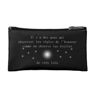 Cosmetic Bag: L'honneur Cosmetic Bag
