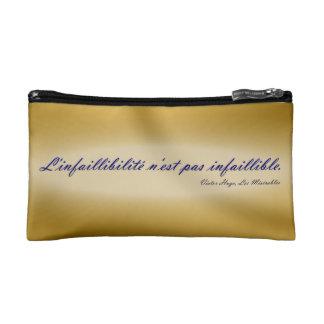 Cosmetic Bag: L'infaillibilité Cosmetic Bag