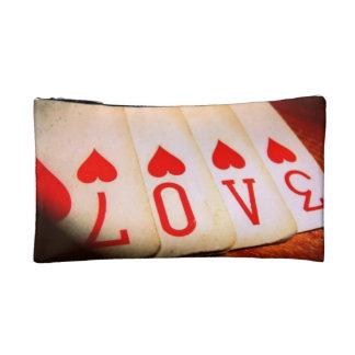 Cosmetic Bag - Love