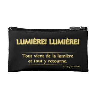 Cosmetic Bag: Lumière! Lumière! Cosmetic Bag