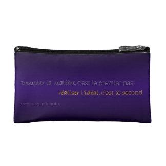Cosmetic Bag: Réaliser l'idéal Makeup Bag