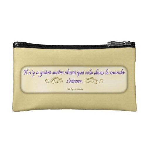 Cosmetic Bag: S'aimer