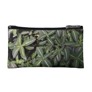 Cosmetic Bag - Trailing Velvet Plant