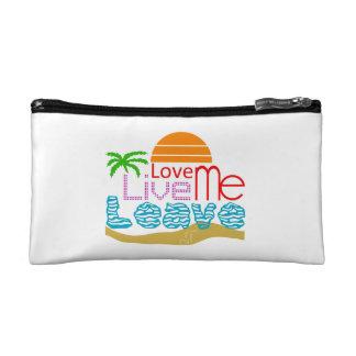 Cosmetic Bag Valentine - Sea Sun Beach