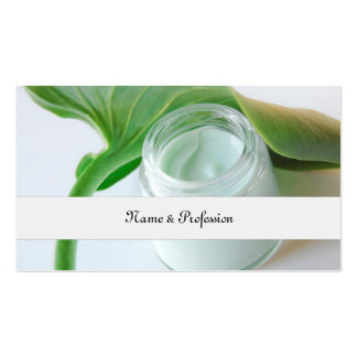 Cosmetic Business Card