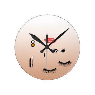 Cosmetic clock