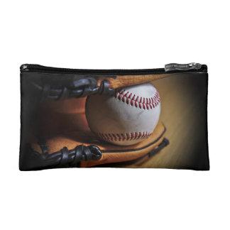 CosmeticBag: Baseball Season Makeup Bag