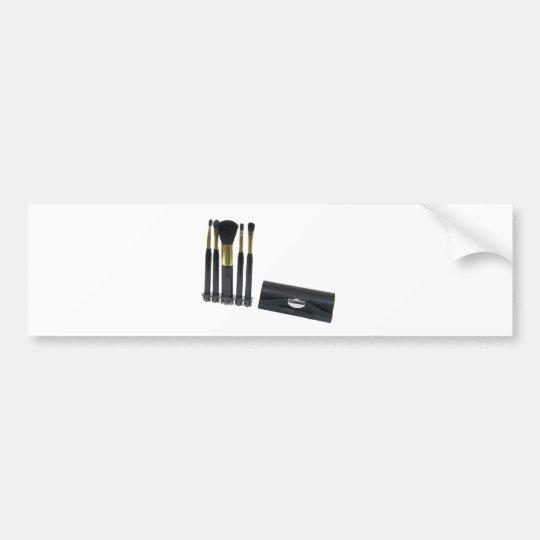 CosmeticBrushes072509 Bumper Sticker