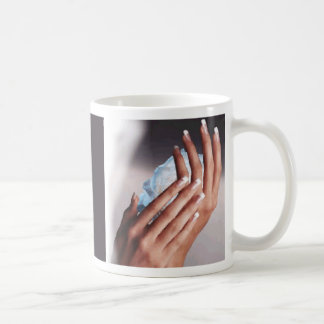 Cosméticos 1 del clavo - taza, taza