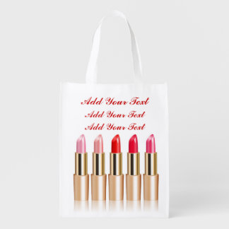 Cosmetics - Grocery, Gift, Favor Bag - SRF